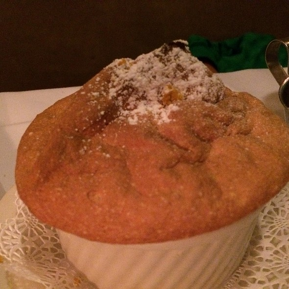 Lemon Souffle - Morton's The Steakhouse - San Francisco, San Francisco, CA