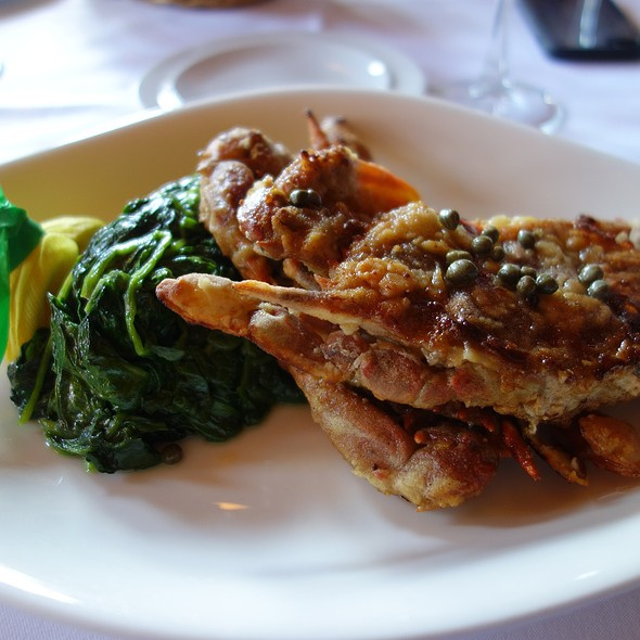 Soft Shell Crab - Grissini, Englewood Cliffs, NJ