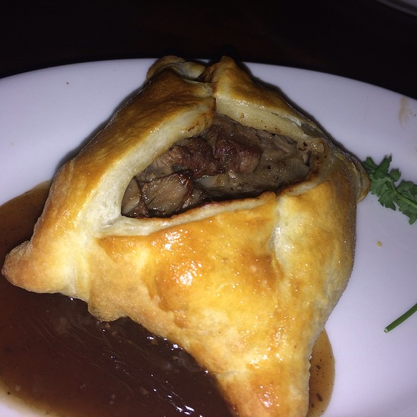 Beef Pasty - Kells Irish Restaurant & Bar, Seattle, WA