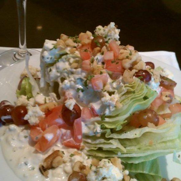 Wedge Salad - Sonoma Bistro & Wine Bar, Tulsa, OK