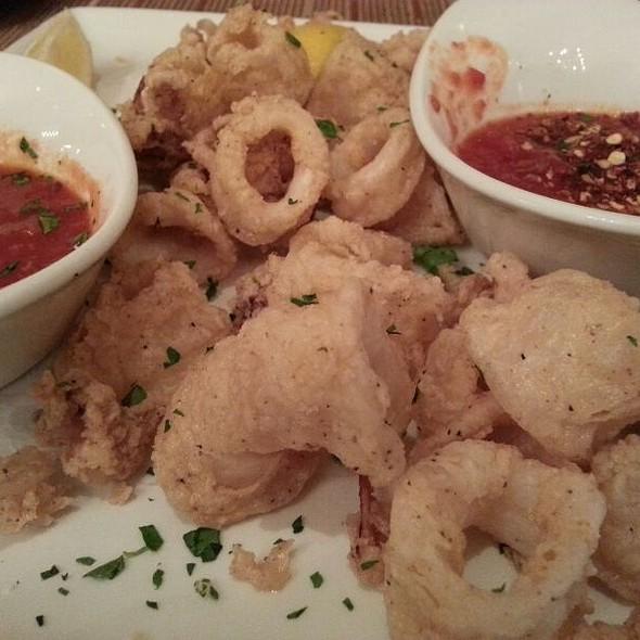 Calamari Fritti - Ferraro's, Westfield, NJ