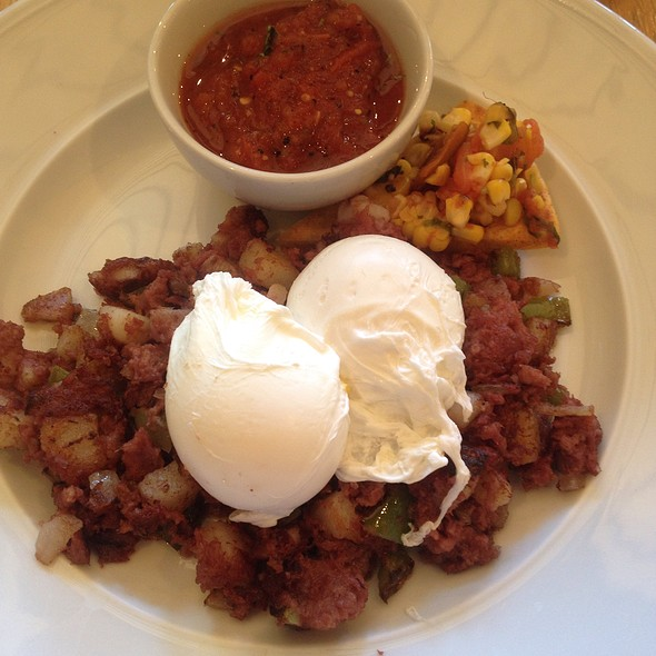 Corned Beef Hash - SWB - Hyatt Regency Scottsdale, Scottsdale, AZ