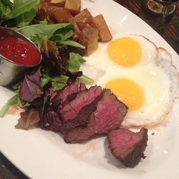 Steak and Eggs - Bacaro LA, Los Angeles, CA