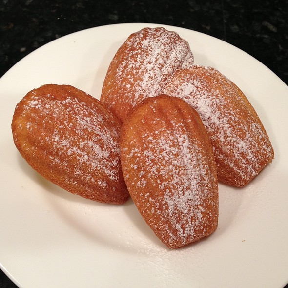 Madeleines - Le Persil Bistro, Stroudsburg, PA
