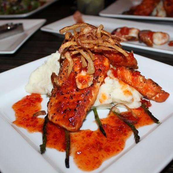 Salmon - Samba Brazilian Steakhouse - Redondo Beach, Redondo Beach, CA