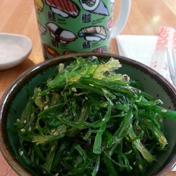 Seaweed salad - You See Sushi, San Francisco, CA