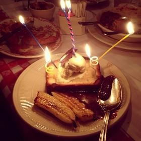 Poundcake - Maggiano's - Chevy Chase, Washington, DC