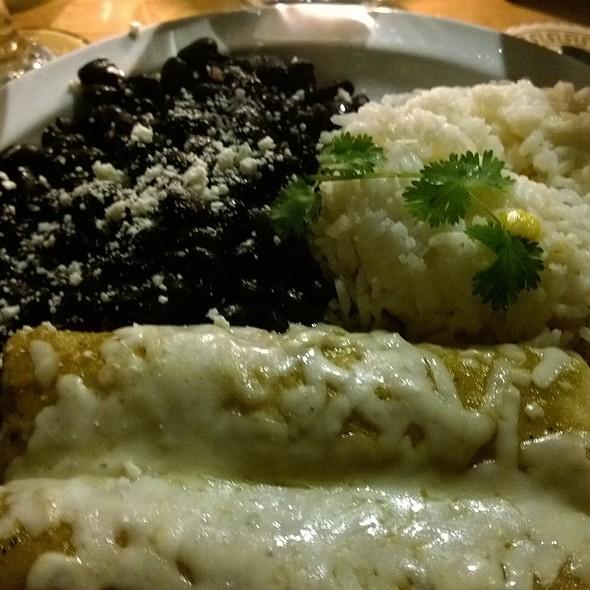 Enchiladas de Mariscos - Fogon Cocina Mexicana, Seattle, WA