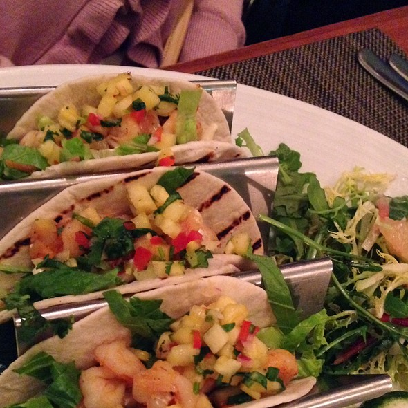 Shrimp Tacos - Blue Fin - New York, New York, NY