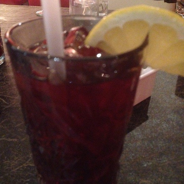Iced  Tea - Wilmette Chop House, Wilmette, IL