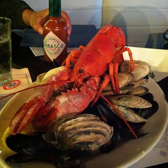 Legal Sea Foods Dc Happy Hour
