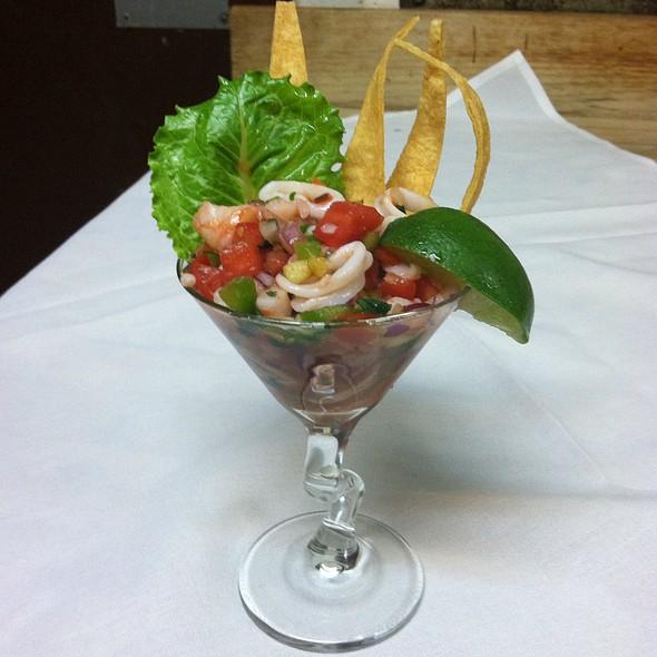 Seafood Ceviche - Cafe 225, Visalia, CA