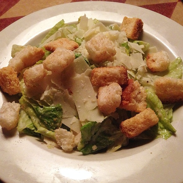 Caesar Salad - Connie's Pizza in Bridgeport, Chicago, IL