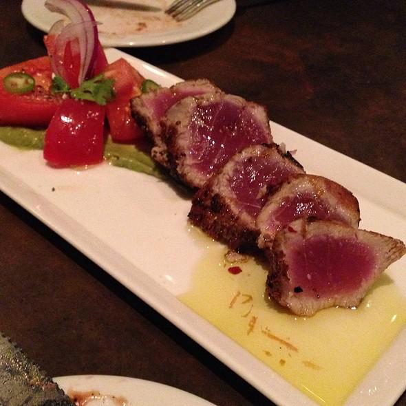 Coriander Crusted Tuna - City Cafe - Baltimore, Baltimore, MD