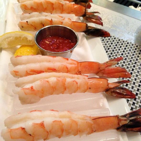 Shrimp - Rick Moonen's RM Seafood, Las Vegas, NV
