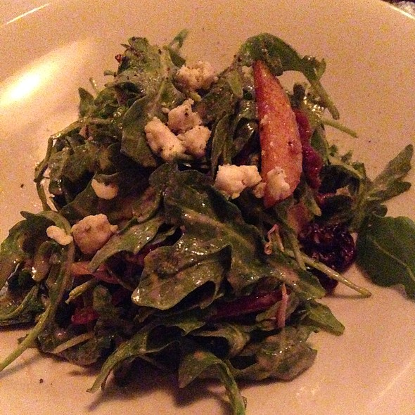 Arugula Salad - Daddy O, Brant Beach, NJ