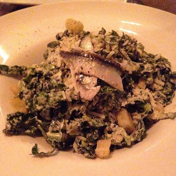 Kale Caesar Salad - Daddy O, Brant Beach, NJ