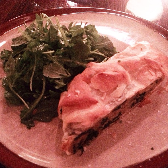 Potato & Kale Borek - Golden Beetle, Seattle, WA