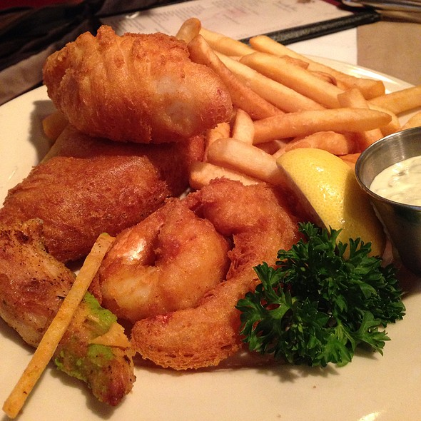 Lennie's Fish Fry - London Lennies, Rego Park, NY