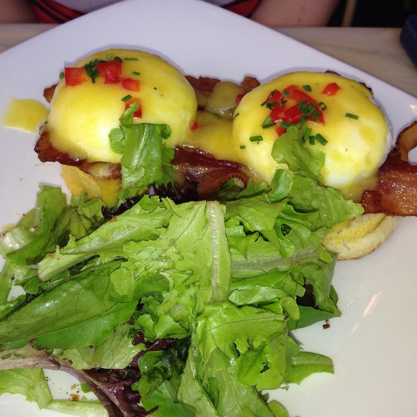 Eggs Benedict - Sarabeth's East, New York, NY
