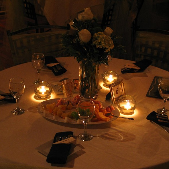Function Room Table Setting - Sperata, Buford, GA