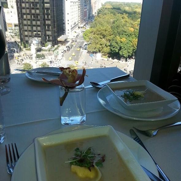 Robert Restaurant - New York, NY