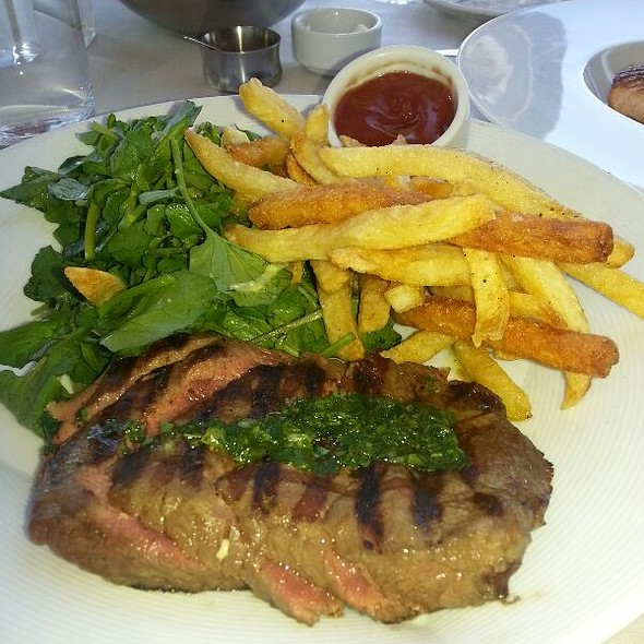 Steak & Fries - Robert, New York, NY