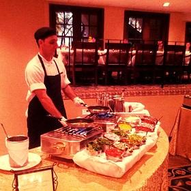 Omelet Bar - Las Canarias - Omni La Mansion, San Antonio, TX