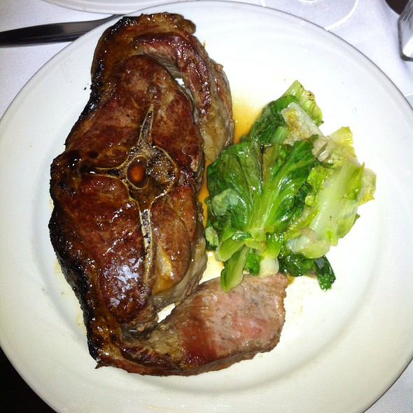 Young Mutton - Keens Steakhouse, New York, NY