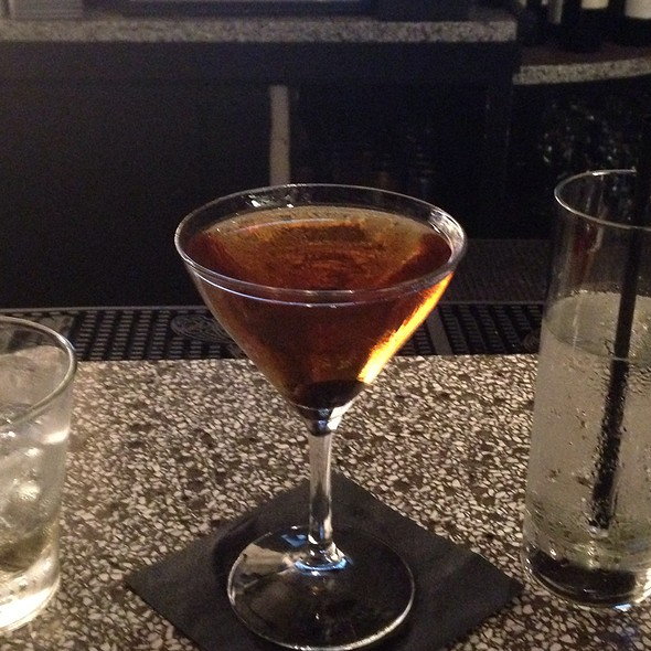 Classic Rye Manhattan - Abby Lane, Boston, MA