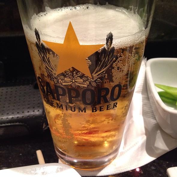 Sapporo Beer - Kabuki Japanese Restaurant - Las Vegas, Las Vegas, NV