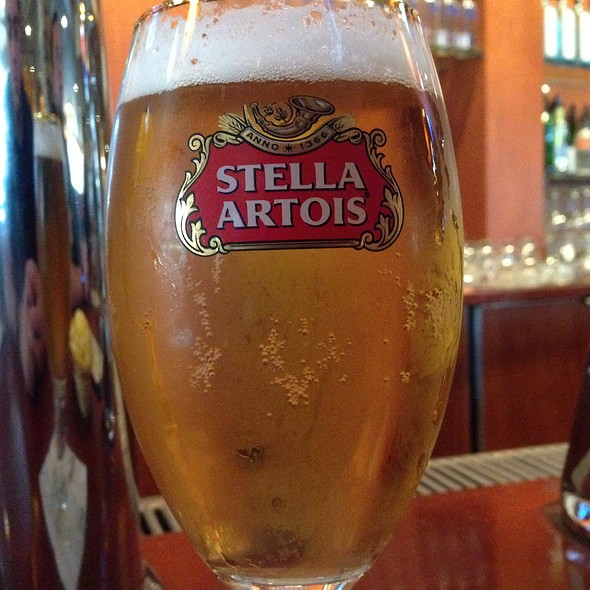 Stella Artois - Blue Cactus Bar & Grill, Ottawa, ON