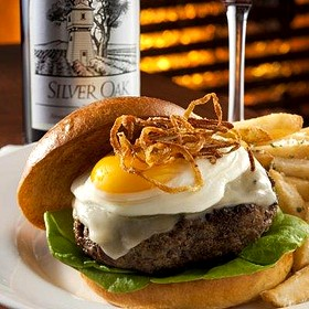 Wagyu Burger - The Capital Grille - Chestnut Hill, Chestnut Hill, MA