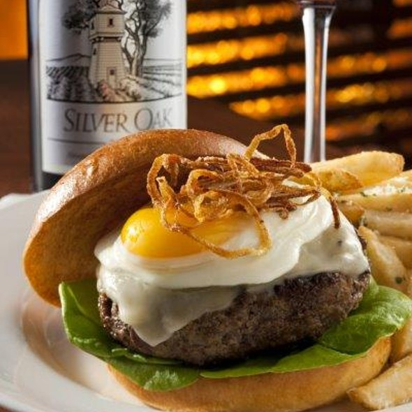 Wagyu Burger - The Capital Grille - Las Vegas, Las Vegas, NV