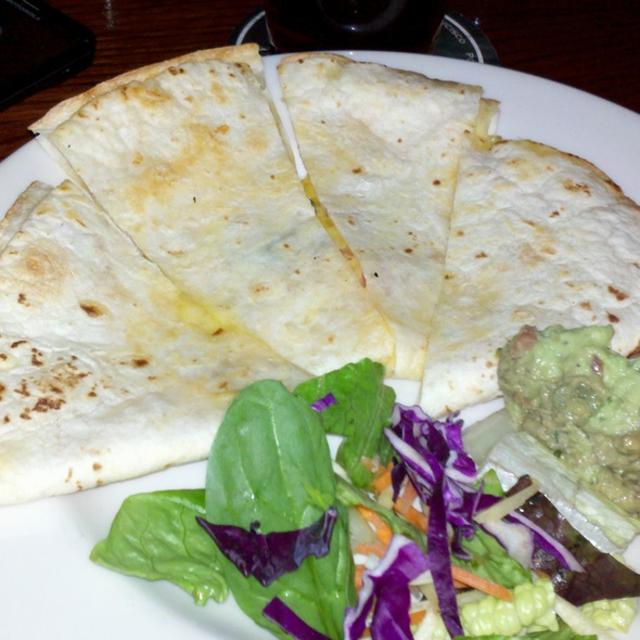 Quesadilla - Kells Irish Restaurant & Bar, Seattle, WA