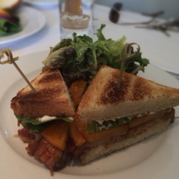Smoked Pork Belly Blt - Hawks, Granite Bay, CA