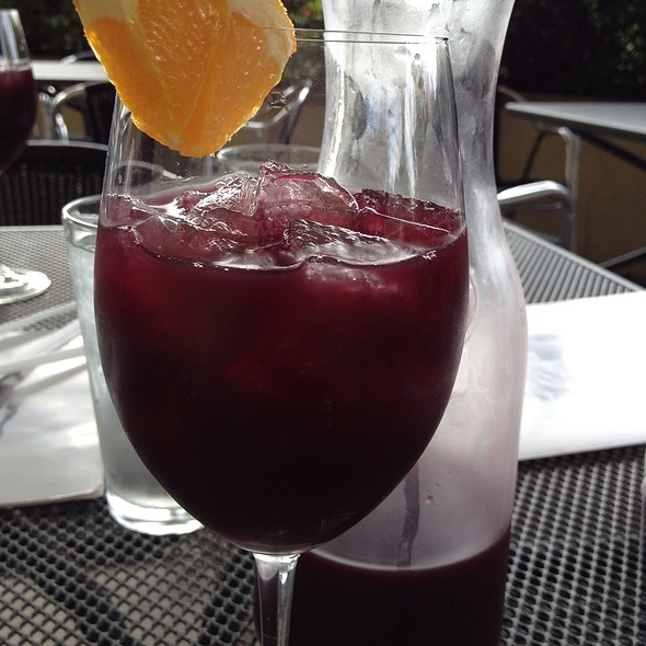Sangria - Wine Country Bistro, Shreveport, LA