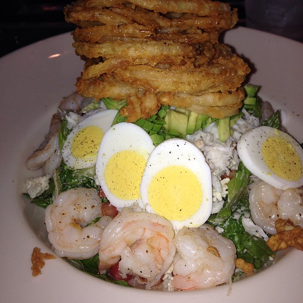 Seafood Salad - OPAH Restaurant & Bar @ Town Center Aliso Viejo, Aliso Viejo, CA