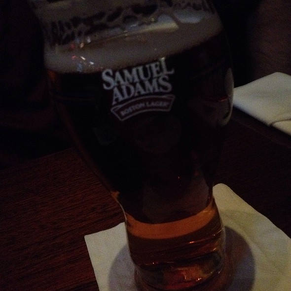 Samuel Adams Seasonal - Connolly's Pub and Restaurant - 45th, New York, NY