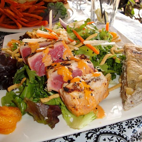 Seared Ahi Tuna Salad - Josephine's Modern American Bistro, Flagstaff, AZ