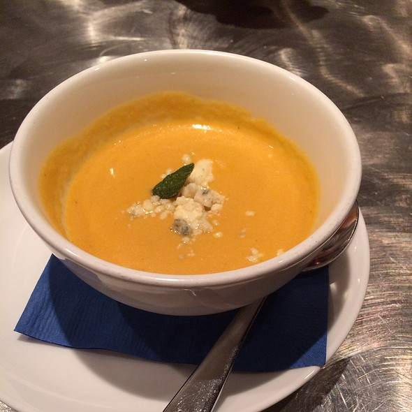 Butternut Squash Soup - The Blue Star, Colorado Springs, CO