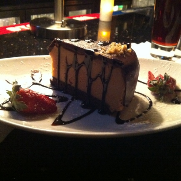 Chocolate Peanut Butter Pie - The Standard Restaurant & Lounge, Albany, NY