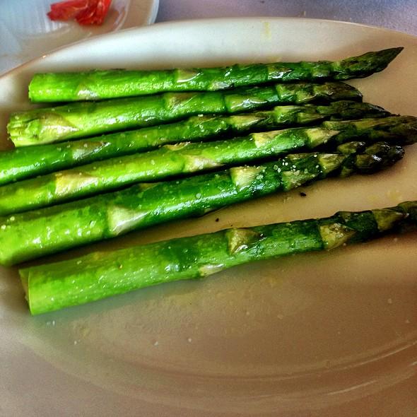 Asparagus - Gaido's Seafood Restaurant, Galveston, TX