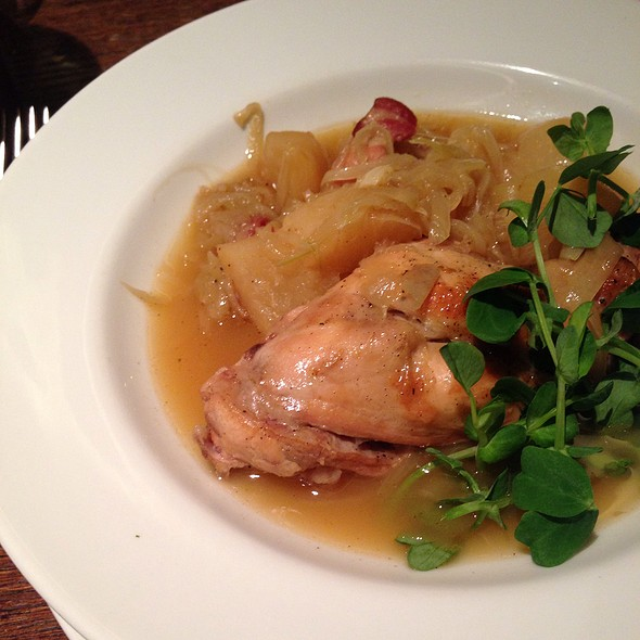 Pot Roast Rabbit - Hereford Road, London