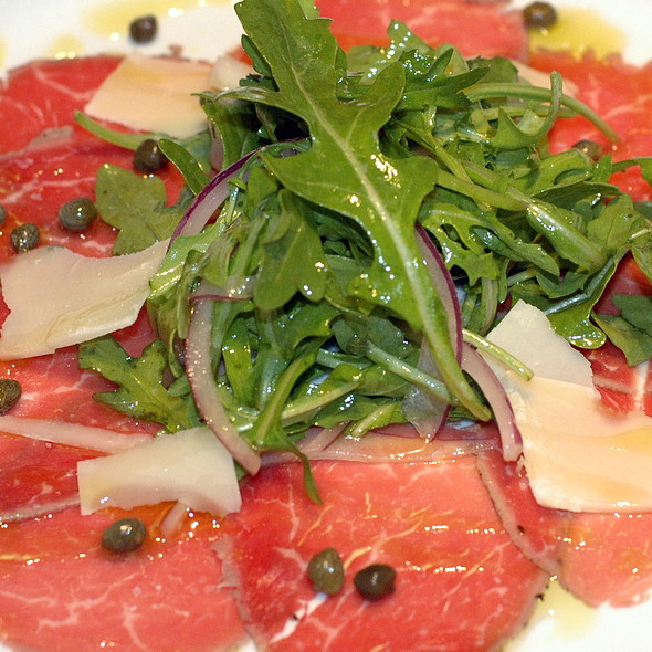 Beef Carpaccio - Bluegrass, Highland Park, IL