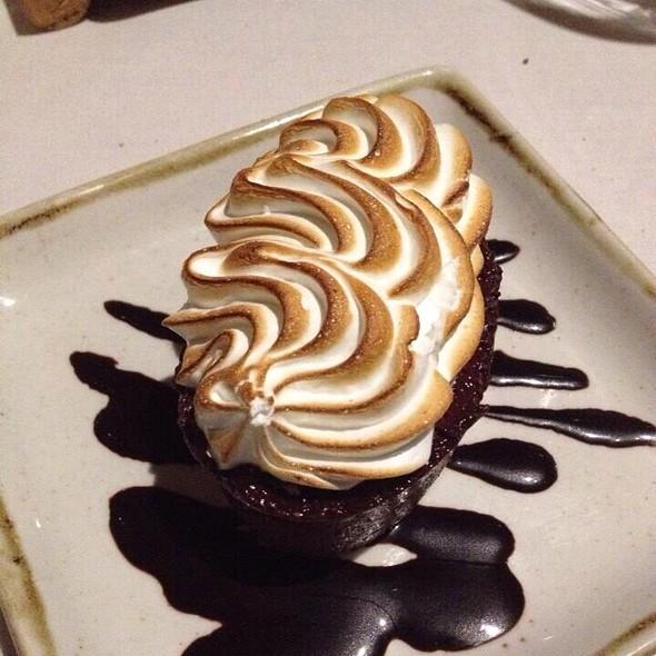 Smores Desert - Simon Pearce Restaurant, Quechee, VT