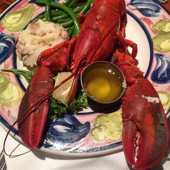 Lobster - The Oar House, Portsmouth, NH