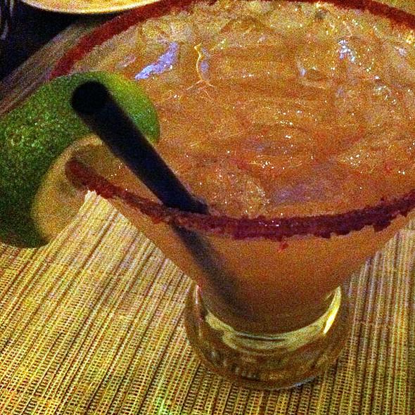 Tamarind Margarita - Komali Restaurant, Dallas, TX