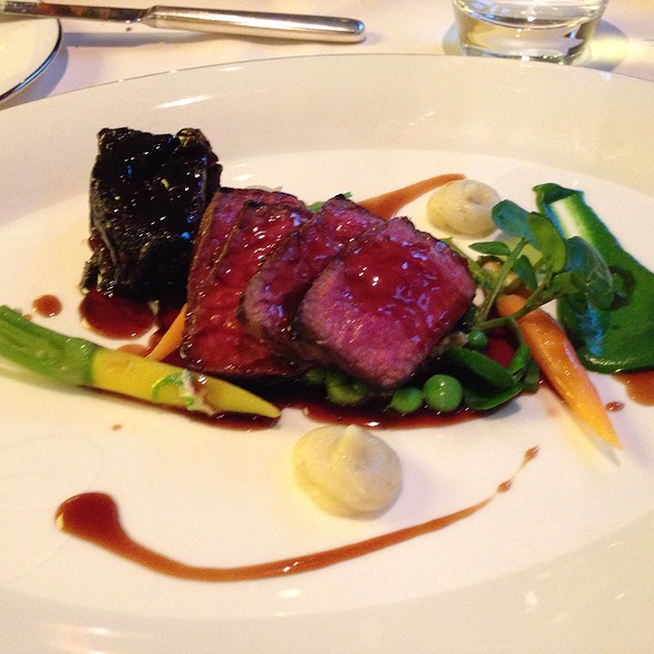 Aberdeen Angus Rump Of Beef - The Rib Room Bar & Restaurant, London