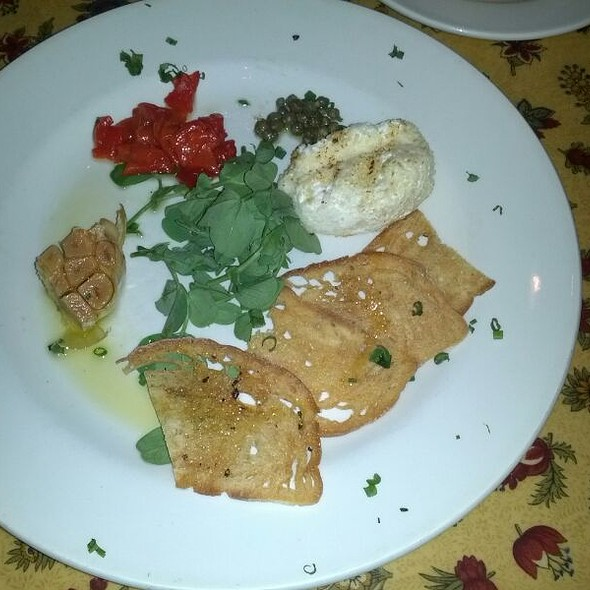 Grilled Goat Cheese - The Rail Stop, The Plains, VA